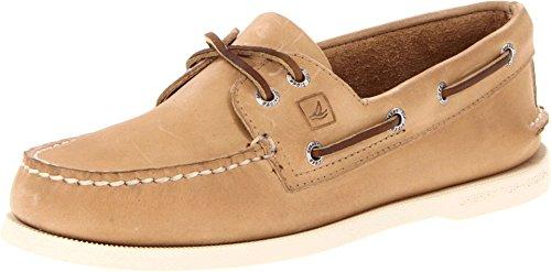 Sperry A/O 0836775 Canvas Salt Chaussures Basses pour Homme - Beige - Beige Clair, 49.5 EU Weit