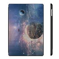 BEAFACE iPad Pro 12.9 2018/iPad Pro 保護カバー,指紋防止 衝撃防止 落下抵抗 三段角度調節 PU&PC 三つ折 背面カバー iPad Pro 12.9 2018/iPad Pro Case-YY52