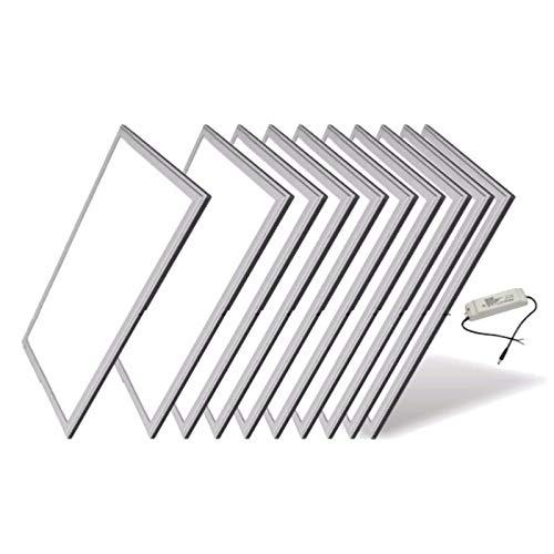 Panneau LED 60x30 Slim 30W (Pack de 10) - Blanc Froid 6000K - 8000K - SILAMP