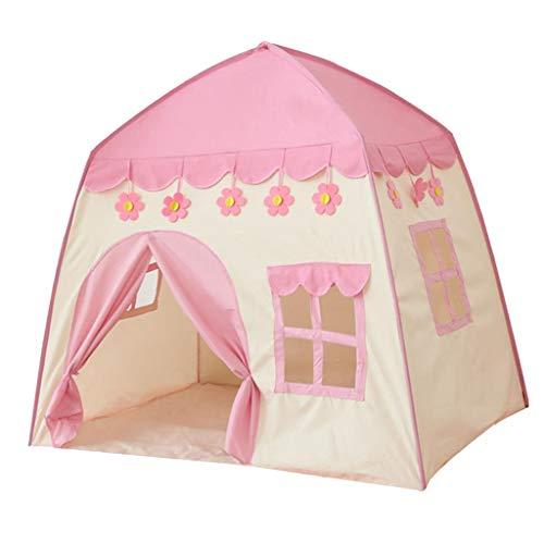 perfeclan Creative Play Store Funny Up Tende per Bambini Giocattolo per Compleanno da Giardino Interno per La Casa - Rosa