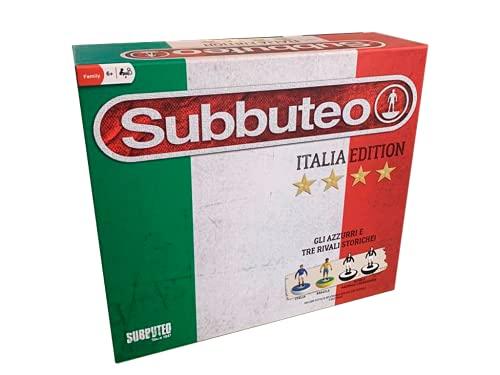 Hasbro Subbuteo Playset Italia Edition, Multicolor, Ninguna (63263)