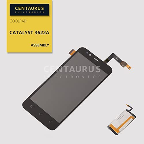 Coolpad touch screen phone _image2