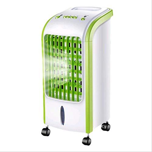 Everyday home Tragbare Mini-Klimaanlage Lüfter kalt Klimaanlage Home Office tragbare Luftkühler kleine Klimaanlage (Farbe : Weiß, größe : 30 * 25 * 60cm)