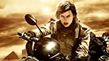 LIANXI Diamante Pintura Kits, Resident Evil: Milla Jovovich, Diamond Painting Completo Bordado Punto De Cruz, Diamante Craft Decoración De La Pared Del Hogar 40 X 60 Cm