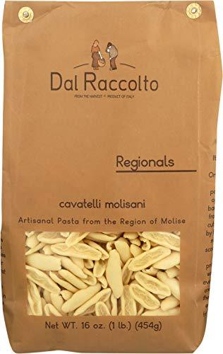 Dal Raccolto Cavatelli Pasta, 1.0 Pound (Pack of 20)