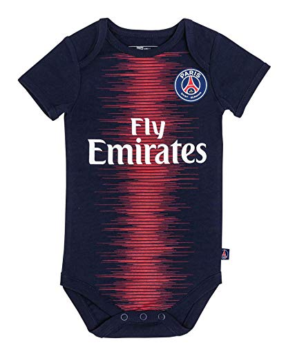 Paris Saint Germain baby-body shirt PSG – officiële collectie baby jongens
