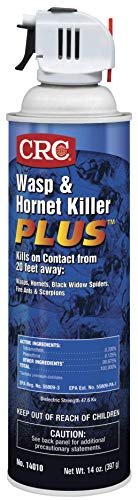 CRC Wasp & Hornet Killer Plus Insecticide