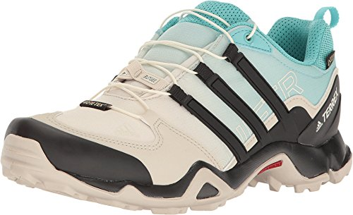 Adidas Terrex Swift R Gtx W Clear Brown / Black / Easy Mint Women's Hiking Shoes - 6 M