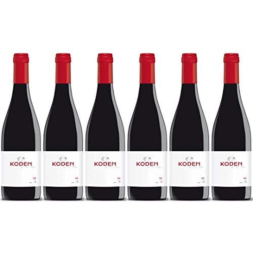 Koden Vino Tinto  Luis Alegre- 6 Botellas - 4500 ml