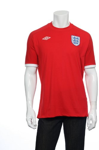 Umbro England Away Shirt 10/11