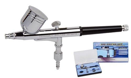 Airbrush Spritzpistole Fengda® BD-130 mit der Düse 0,3 mm