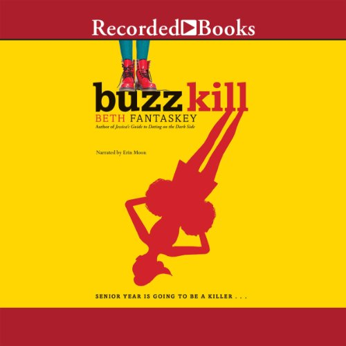 Buzz Kill audiobook cover art