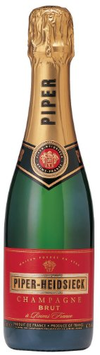 Piper Heidsieck Champagner Brut 12% 0,375l Flasche