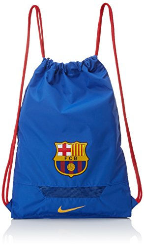 Nike FC Barcelona Allegiance Trainingsbeutel, Game Royal/Prmred, One Size