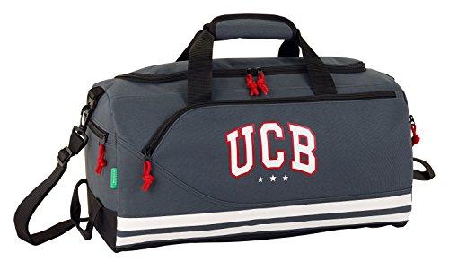 Ucb benetton niño bolsa deporte bolso de viaje 50 cm.