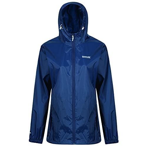 Regatta - Coupe-Vent Pack-IT - Femme (38 FR) (Bleu Nuit)