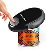 Best Electric Can Openers - Electric Can Opener, One-touch switch Restaurant Can Opener Review