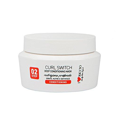 I love riccio Curl Switch Maschera per capelli ricci a nutrizione profonda