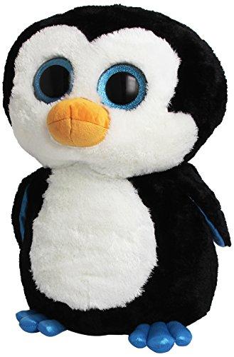 TY–Beanie Boo' s–Peluche Waddles Pinguino