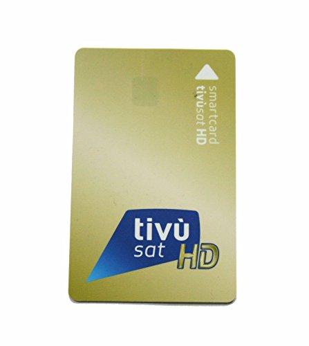 Tivusat scheda senza modulo CAM Argento