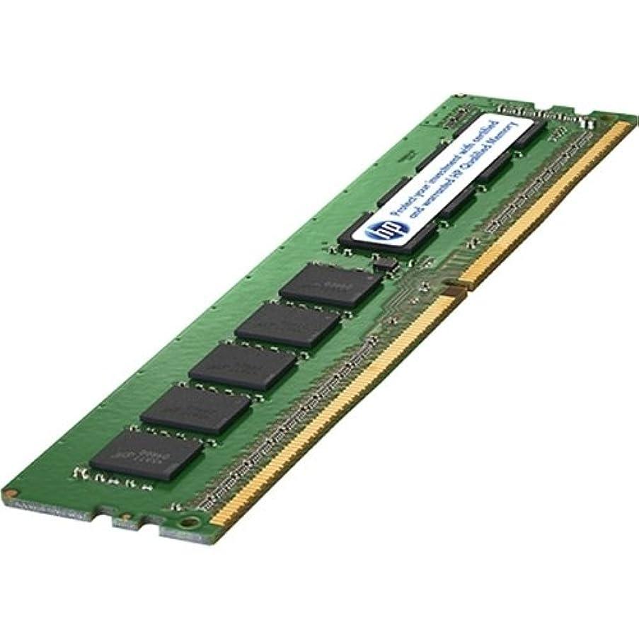 HPE RAM Memory 1 x 8GB DDR4 SDRAM 8 DDR3 2400 SDRAM 805669-B21, Green