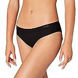 Tommy Hilfiger Bikini Culotte, Negro (Black 001), M para Mujer