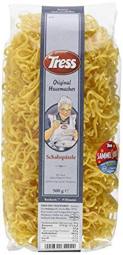 Tress  Original Hausmacher Schwäbische Schabspätzle, 8er Pack (8 x 500 g Beutel)
