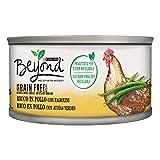 Purina Beyond Húmedo Gato Grain Free Rico en Pollo con judías, 12 latas de 85 g Cada una de 12 x 85 g