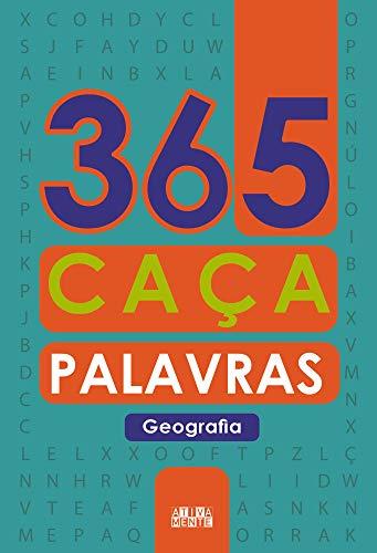 365 caça-palavras - Geografia