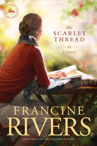 The Scarlet Thread: A Novel (The Historical Christian Fiction Story of Two Women, Centuries Apart, Joined through a Journal from the Oregon Trail)