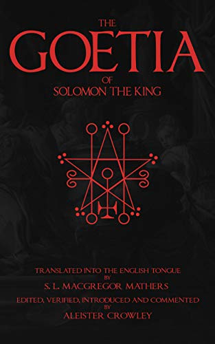 The Goetia of Solomon the King