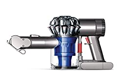 Powered by Dyson Digital Motor V6 - The most powerful handheld vacuum 2 Tier Radial™ Cyclones - 15 cyclones, arranged across two tiers, work in parallel to increase airflow and capture more fine dust Up to 20 minutes of Powerful Suction - Dyson V6 Tr...
