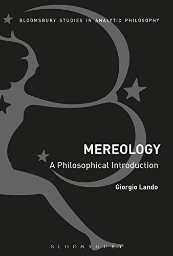 Mereology A Philosophical Introduction