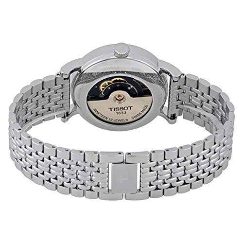 [ティソ]腕時計エブリタイムスイスマティックシルバー文字盤ブレスレットT1094071103100メンズ正規輸入品シルバー
