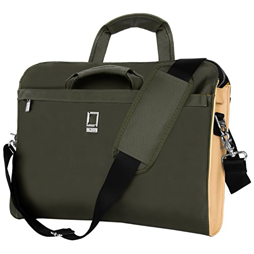 14 15 15.6 Inch Laptop Messenger Bag for Women Men Briefcase Travel Bag for Surface Laptop 3 2 Surface Book 3 2 15 Inch Chromebook Notebook Bag