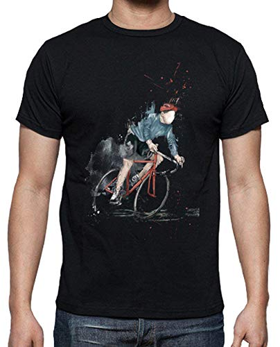 latostadora - Camiseta I Want To Ride para Hombre