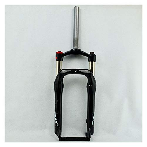Horquillas de suspensión para bicicletas 20 'Nieve bicicleta bifurcación gorda bicicleta bicicleta aceite de bloqueo de aceite Tenedores de suspensión para 4,0' Neumático 135mm 2400g Para bicicletas d