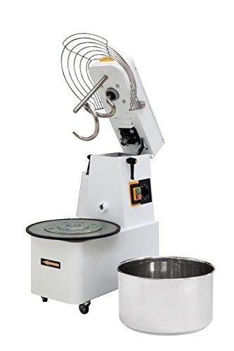 Prismafood IMR - amasadora de espiral de 5kg Masa 230V 10 Litros