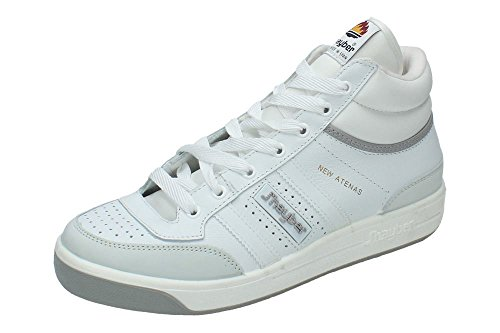J'hayber 33048, Sneaker Unisex Adulto, Blanco Gris, 43 EU