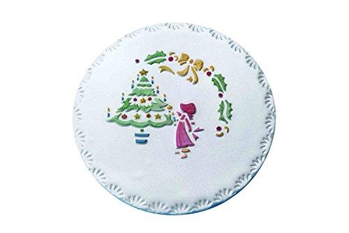 PME YT403 Albero di Natale Stencil per Cake Design