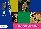 El Petit Univers P5. Educació artística. Carpeta de l'alumne - 9788448921965