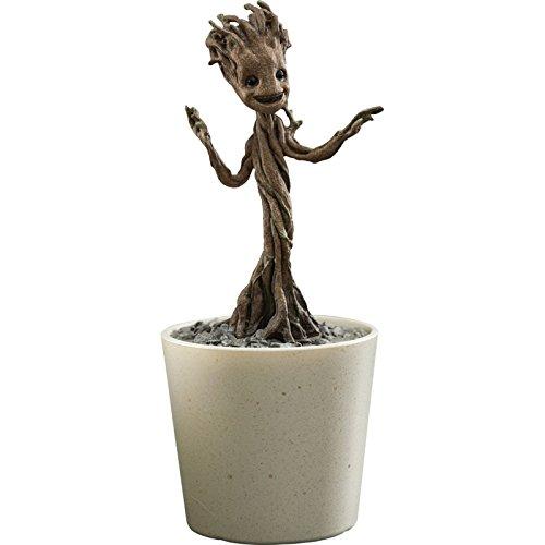 Les Gardiens de la Galaxie - Figurine Baby Groot Little Groot 1/4 Scale 12cm Hot Toys