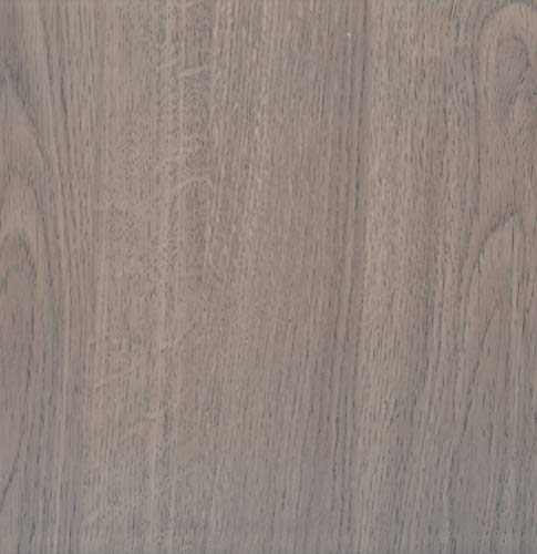 Pellicole adesive effetto legno Pino talpa, Foglio adesivo, foglio decorativo, foglio decorativo, foglio autoadesivo, PVC, senza ftalati, legno, 45 cm x 3 m, Venilia 53156