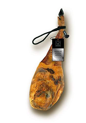 Navidul, Paleta de bellota ibérica (5 - 6.5 kg) + jamonero + cuchillo.