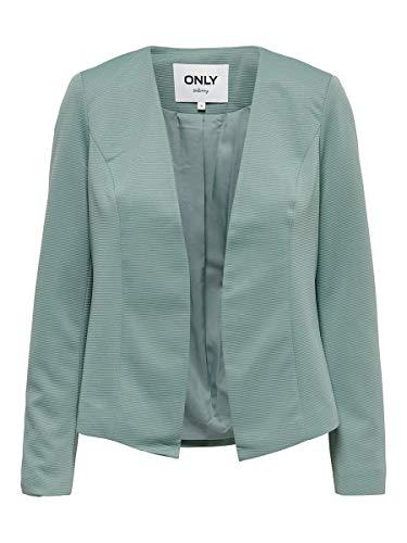 ONLY Female Blazer Kurzer 38Chinois Green
