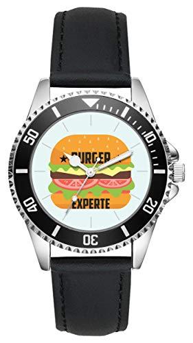 Geschenk für Hamburger Gastronomie Uhr L-6112