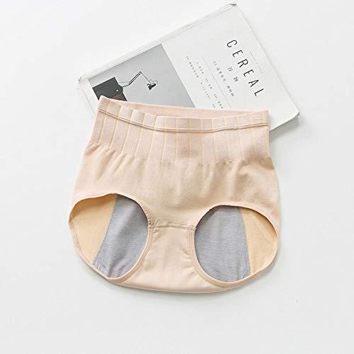 Bayrick Femme Sexy Slip Shorties sous-vêtements physiologiques de Grande Taille étanches aux menstruations pour Femmes * 3-E_M