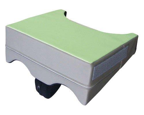 マイバディ 腕まくら プラス 幅40cm ライム MBP052-40 (ユーキ・トレーディング) (車いす用クッション)