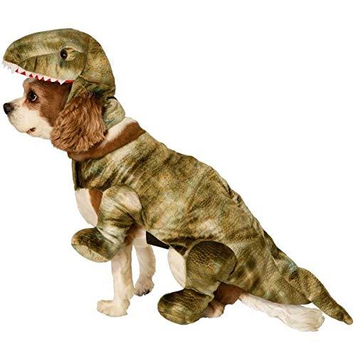 Forum Novelties Plush Pet Dinosaur Costume Medium