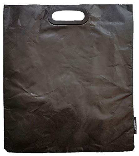 紙のような風合いがお洒落な手提げカバン 8MOBILITY® の超軽量セカンドバッグ・クラッチバッグ・タブレットバッグ